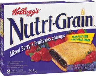 Barres De Céréales Nutri-grain (fruits Des Champs) - Product - fr