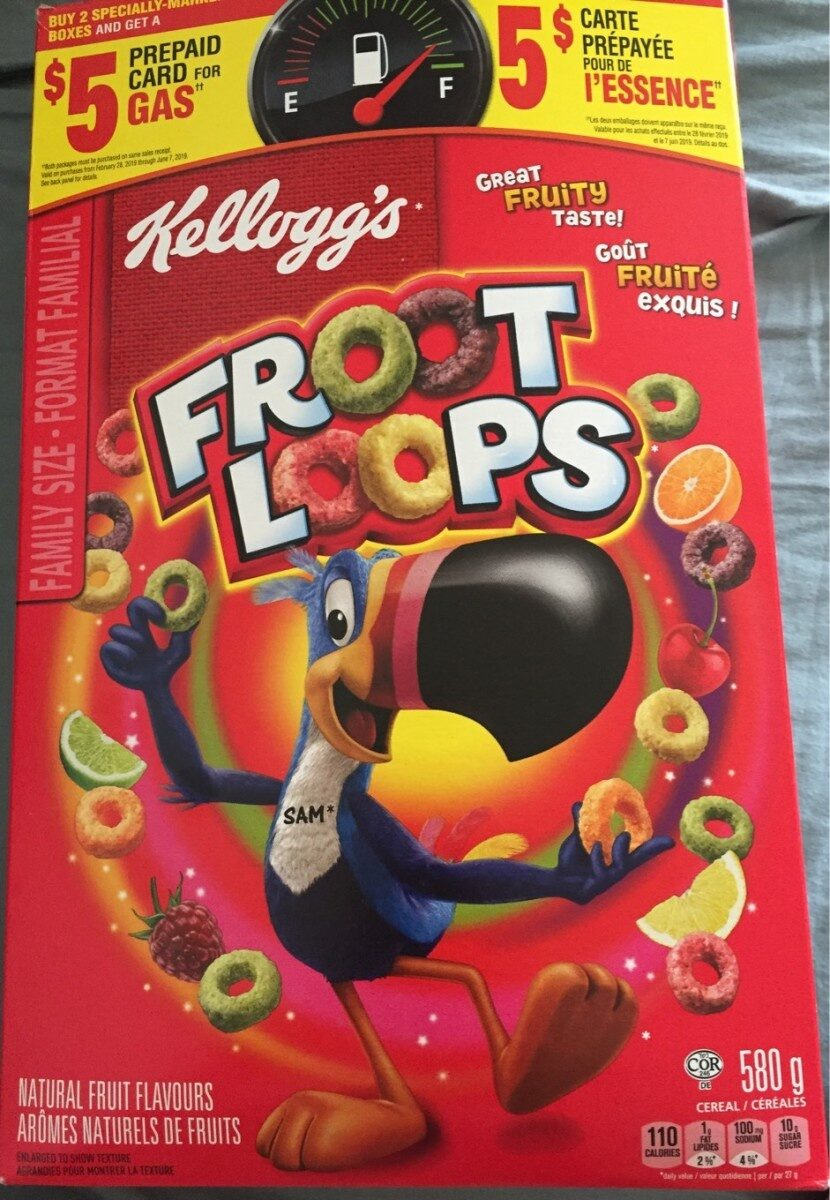 Froot Loops - Produit - fr