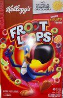 Froot Loops Kelloggs - Produit - fr