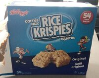 Rice crispees - Product - fr