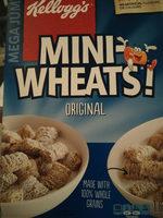 Mini-wheats - Produit - fr