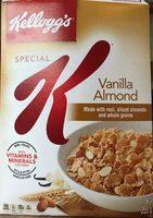 Special K Vanille et amandes - Produit - fr