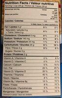 Céréales rice krispies - Nutrition facts - fr