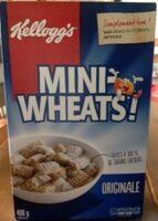Céréales Mini-wheats originale - Produit - fr