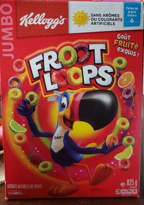 Froot loops - Produit