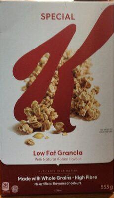 Kelloyy's Granola pauvre en gras - Product - fr