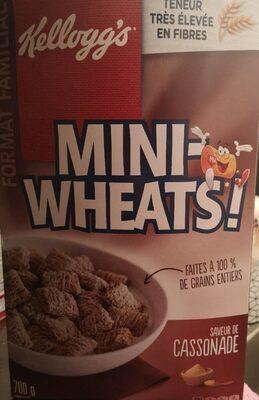Mini wheats - Product - fr
