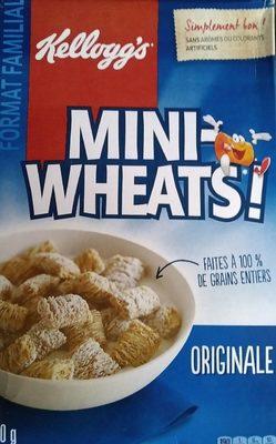 Céréales Mini-wheats (originales) - Produit - fr