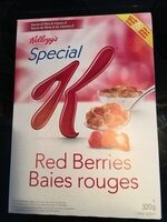 Special K red berries - Product - fr