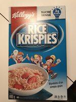 Céréale Rice Krispies - Product - en