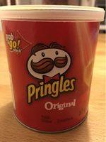 Pringles Original - Produit