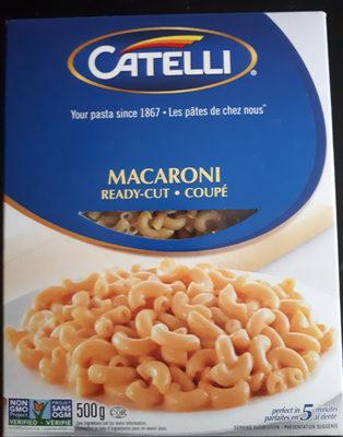 Macaroni Coupé - Product