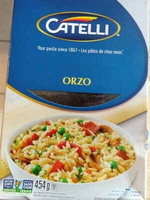 Orzo - Produit - fr