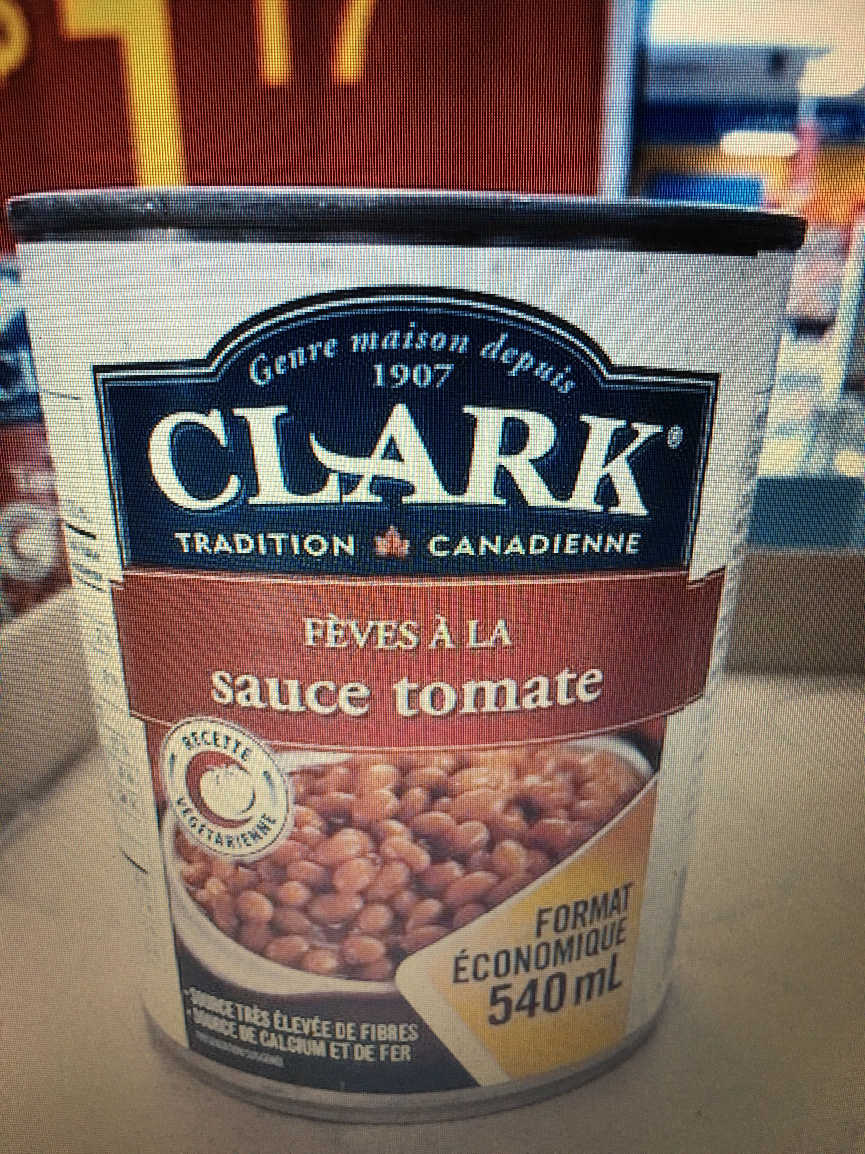 Feves A La sauce tomate - Product