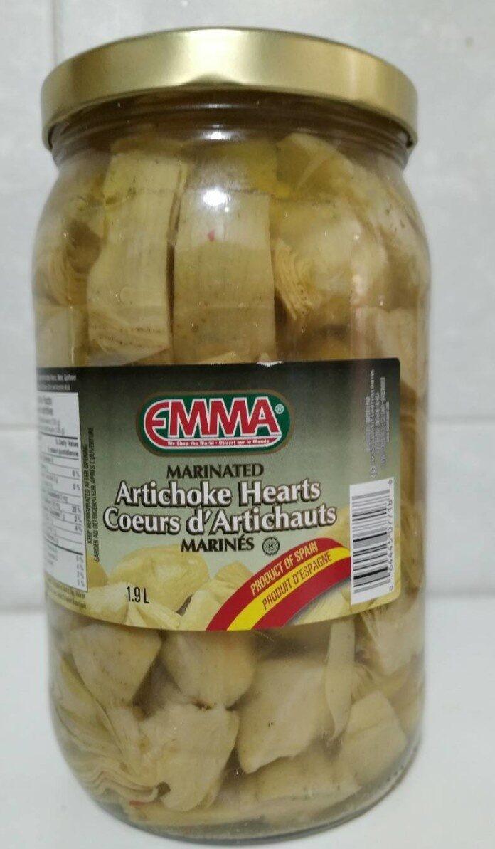 Corazón de alcachofa - Product - es