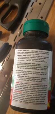 echinacee - Ingredients - en