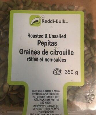 Graines de citrouille - Product - en