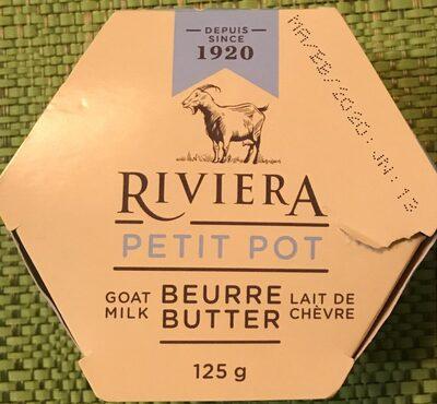 Petit Pot de beurre - Product - fr