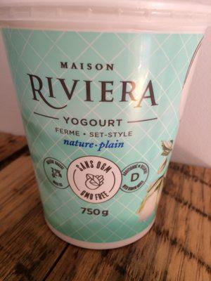 Yogourt ferme - Produit - fr