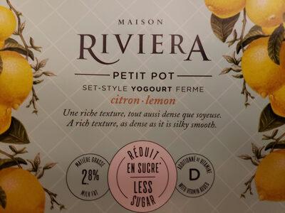 Petit Pot - Citron - Product - fr