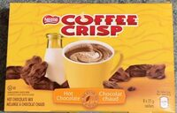Nestle hot chocolate made with pure cocoa sachets - Product - fr