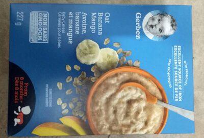 Céréales bébé - Product - en