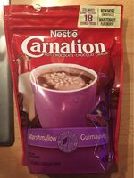 Hot Chocolate - Marshmellow - Product - fr