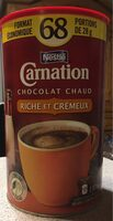 Chocolat chaud - Product - fr