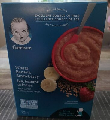 Céréale pour bébé - Prodotto - fr
