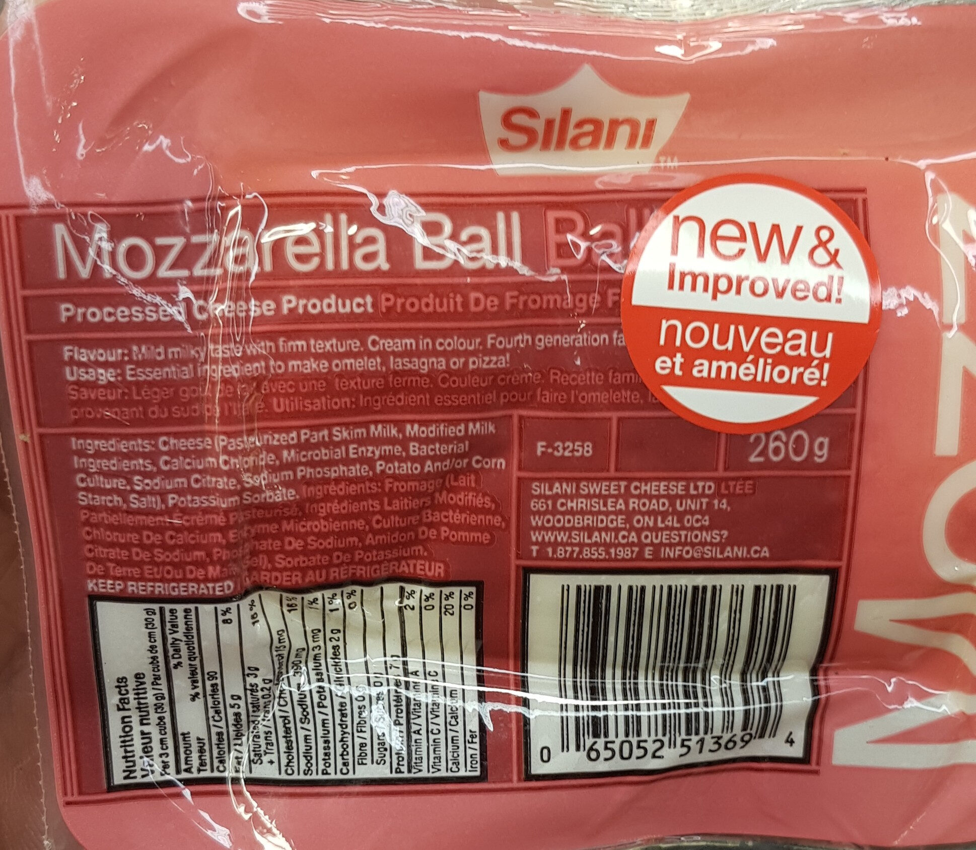 Mozzarella Ball - Product