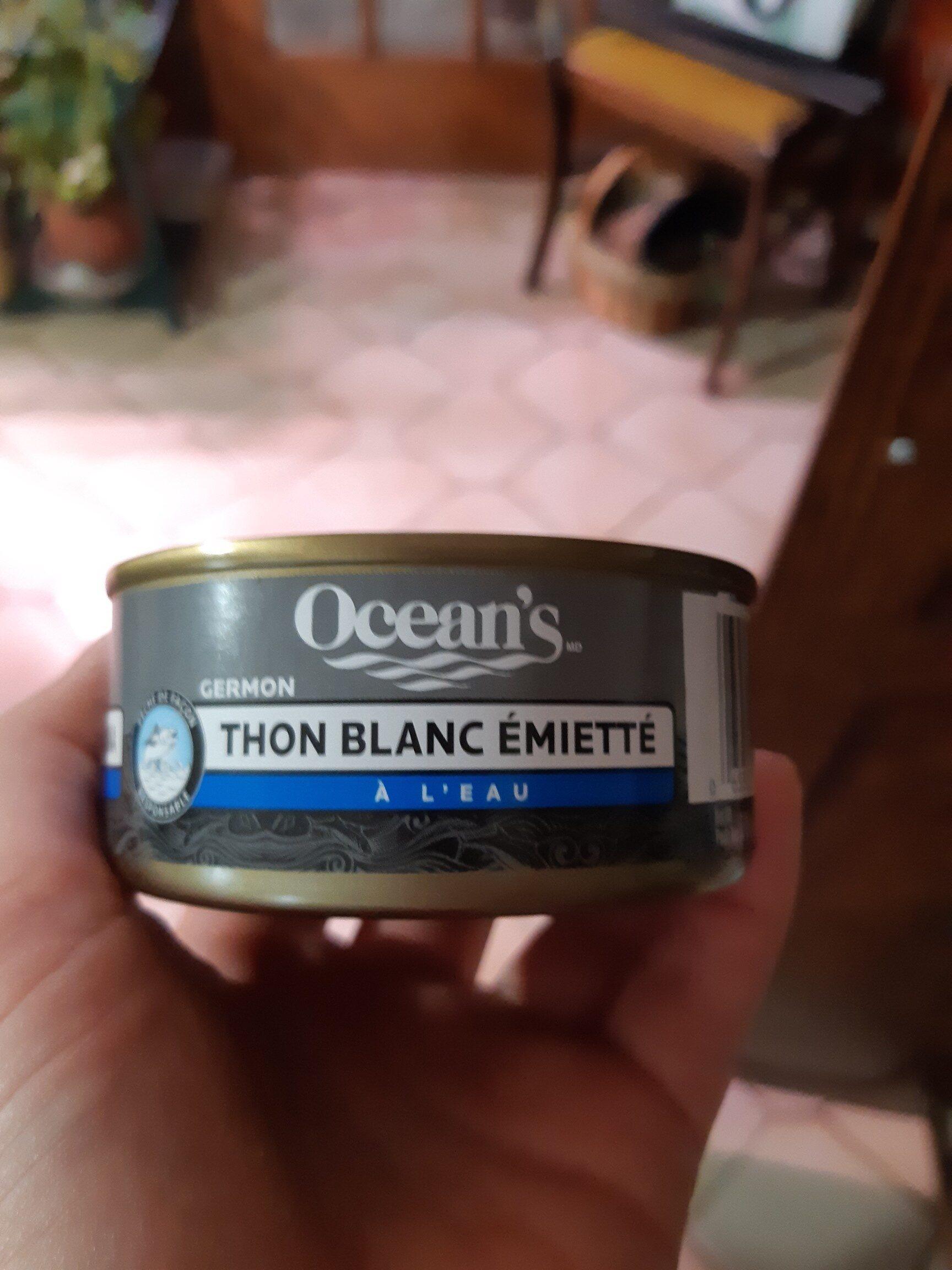 Tuna - Ingrédients - en