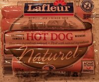 Saucisses fumées à Hot Dog - Original - Product - fr