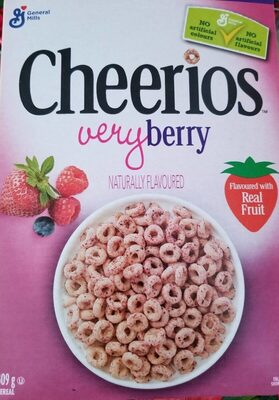 cheerios veryberry - Product