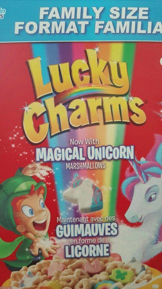 Lucky charms - Produit