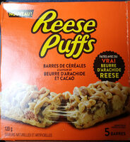 Reese Puffs (cereal bars) - Produit