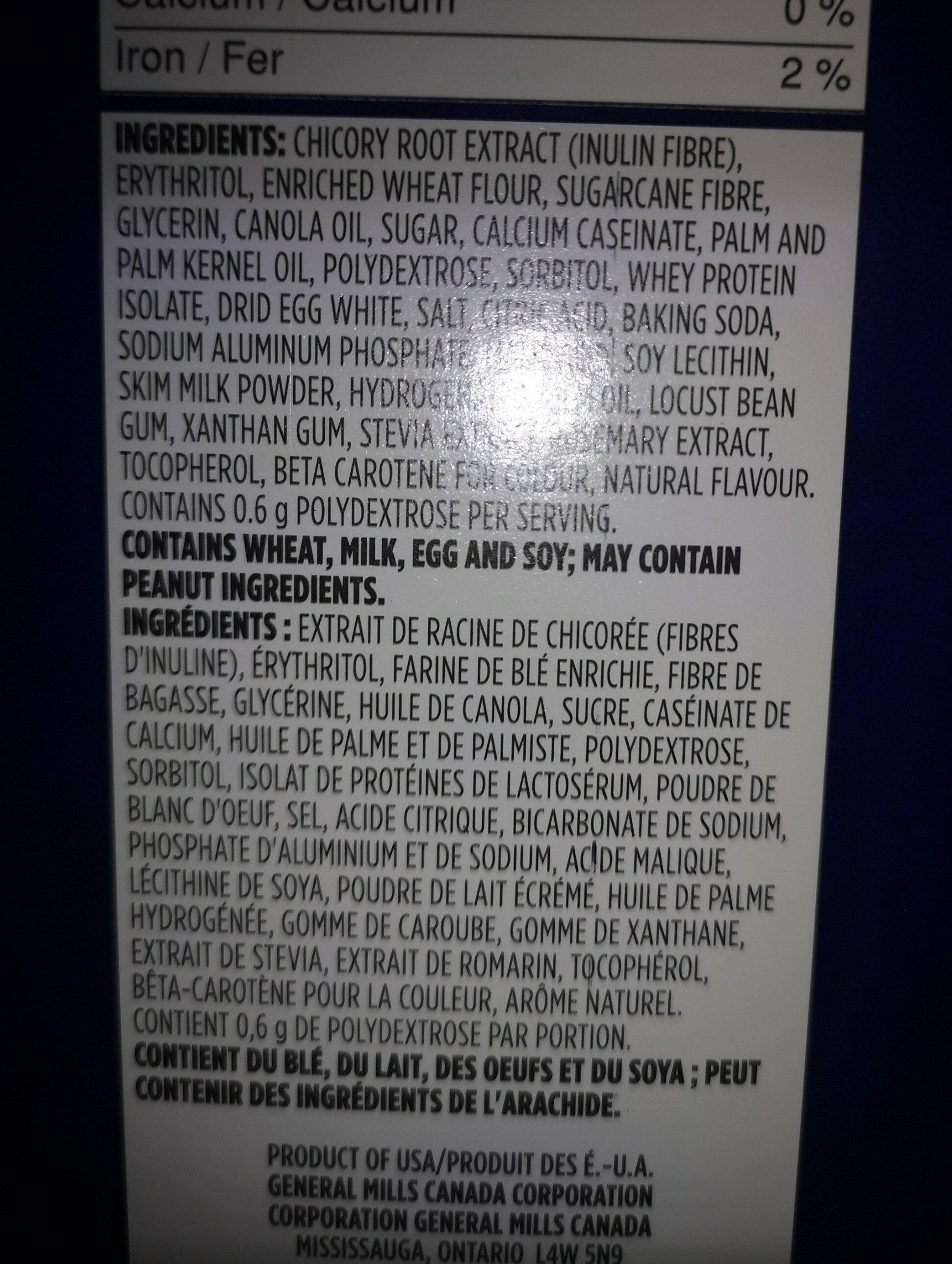 Fibre 1 - Ingredients - en