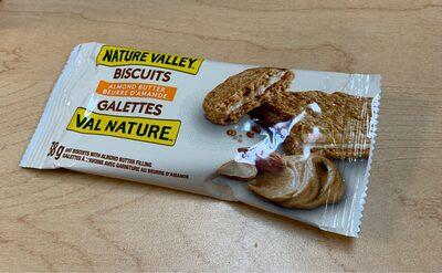 Biscuit beurre d'amande - Produit - fr