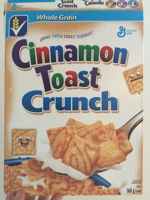 Cinnamon Toast Crunch - Product - en