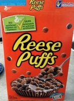 Reese Puffs Cereals - Produit - fr