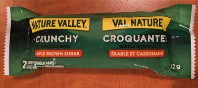 Barre granola érable et cassonade - Product - fr