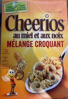 Cheerios au mielet aux noix melange croquant - Product