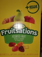 Fruits assortis - Produit - fr