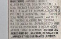 Protéines - Ingrédients - fr