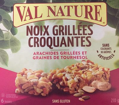Roasted Nut Crunch - Produit - fr