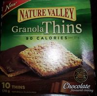 Granola Thins - Product