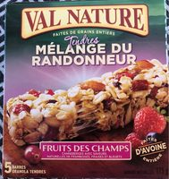 Nature Valley Trail Mix Bars - Product