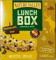 Barres Granola Boîte à Lunch Aux Pépites De Chocolat - Product - en