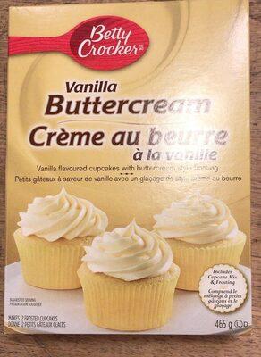 Crème au beurre à la vanille - Product - fr