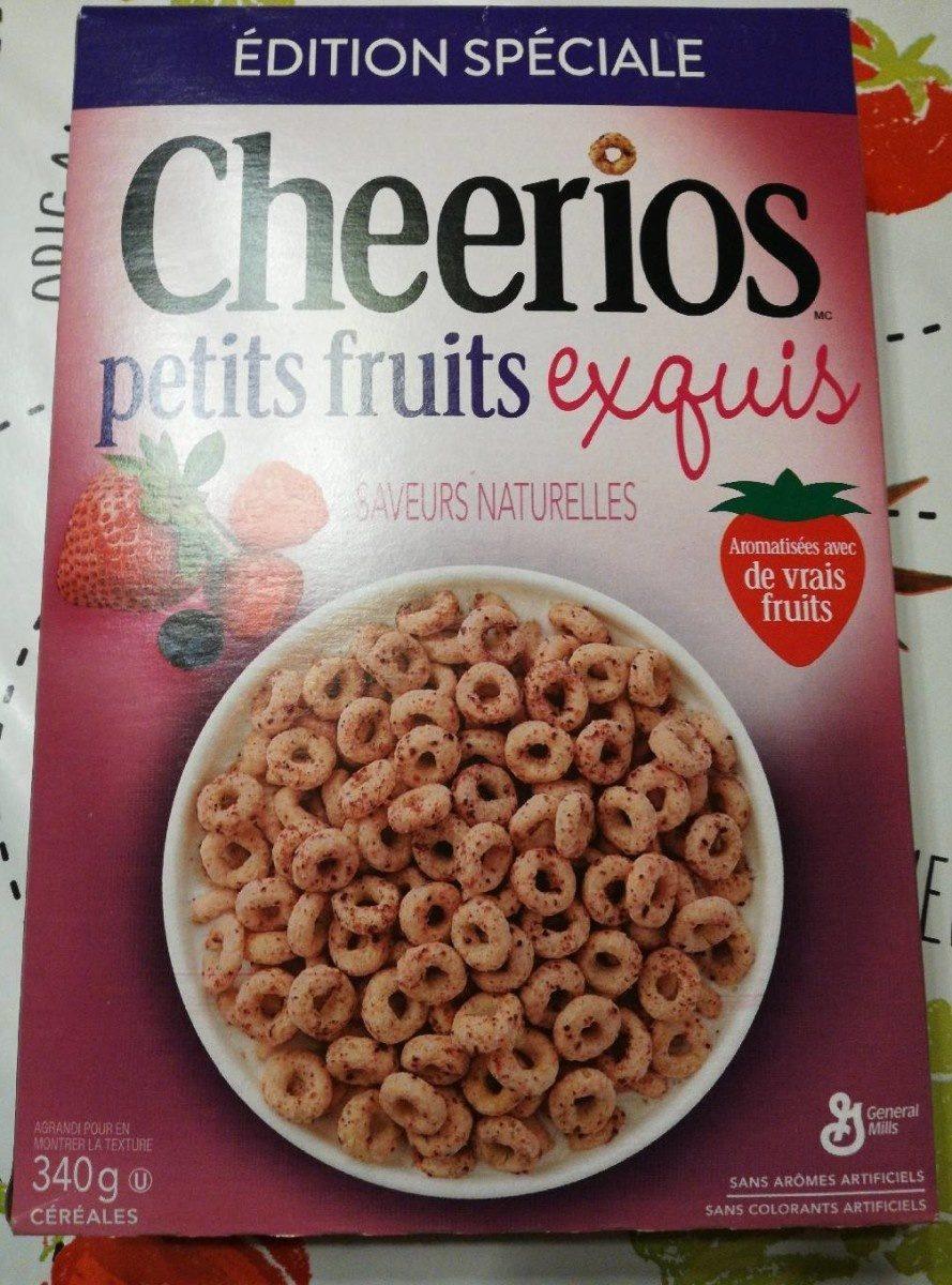 Cheerios édition Spéciale - Product