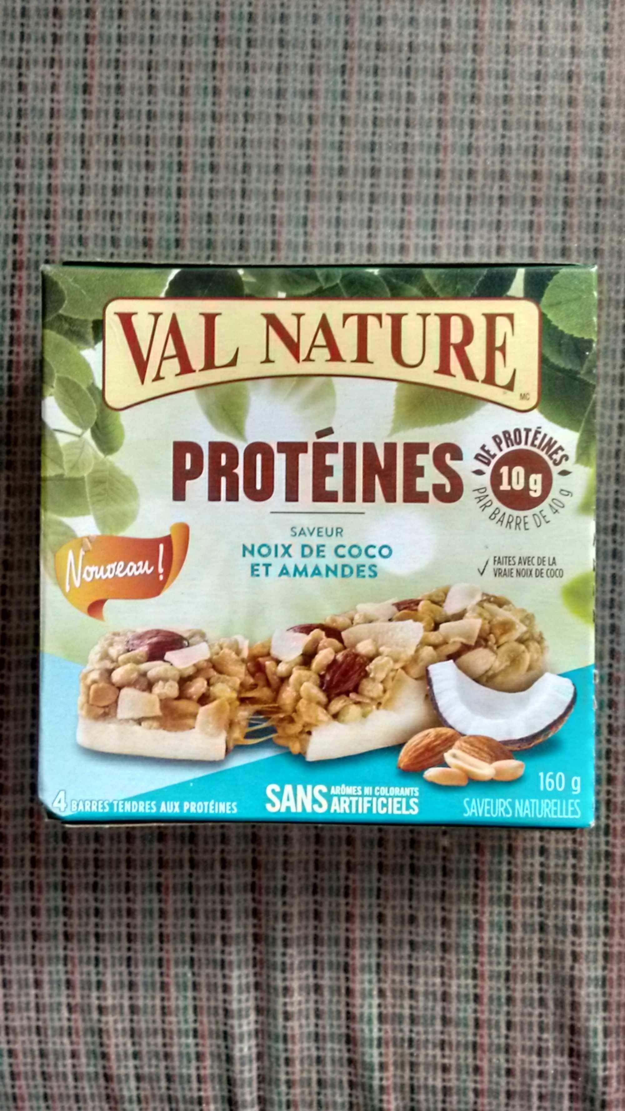Barres aux protéines - Produit - fr